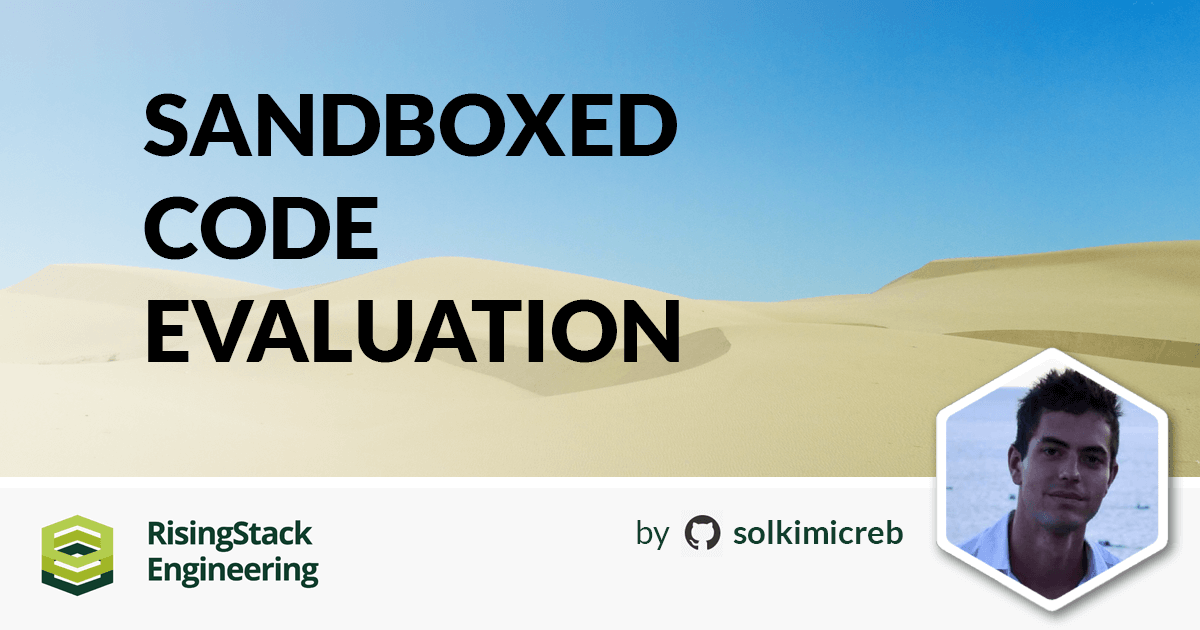 Writing a JavaScript framework - Sandboxed code evaluation