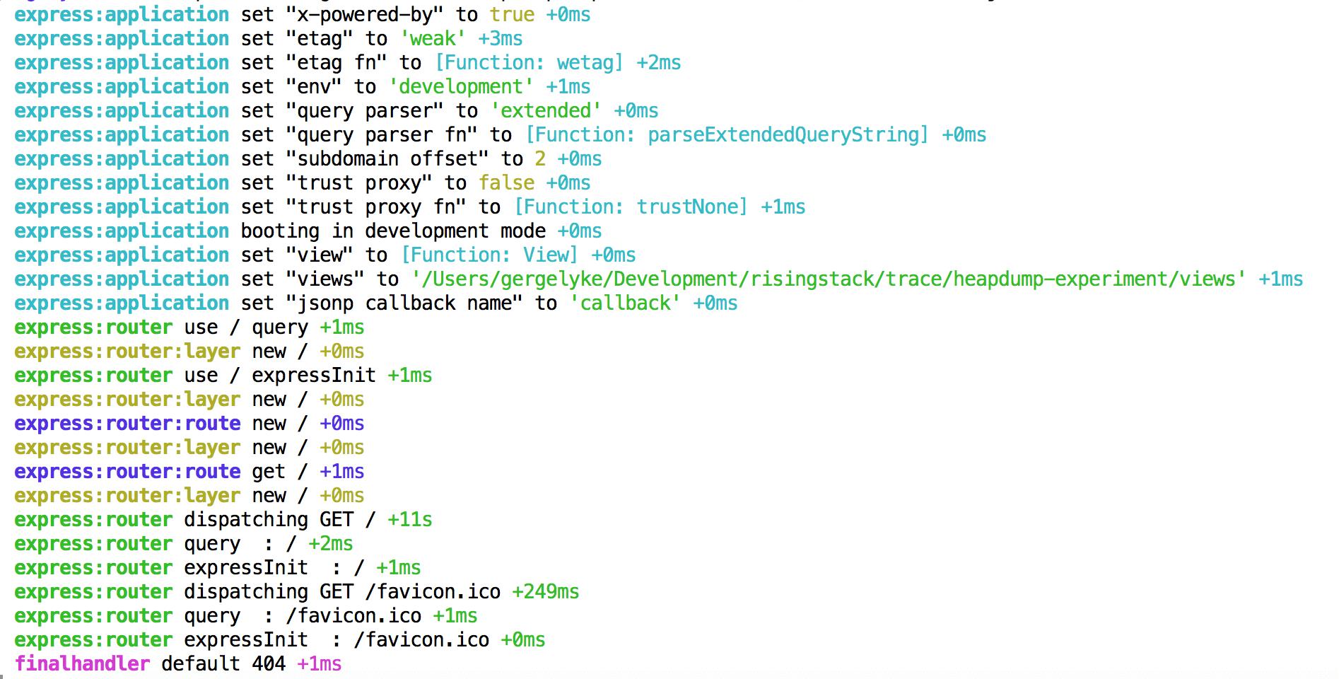 Node Hero - Debugging Node.js Applications